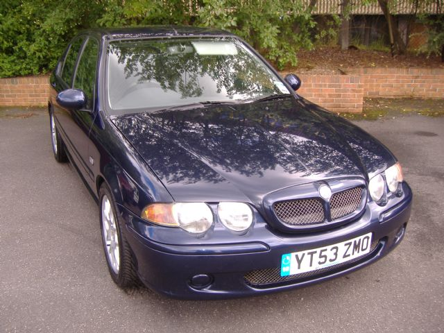 MG ZS 2.0 Td+ Hatchback Diesel BlueMG ZS 2.0 Td+ Hatchback Diesel Blue at Sandbeck Garage Wetherby
