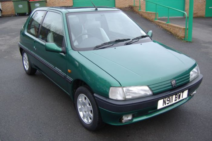 Cheap Used Cars For Sale >> Used Peugeot 106 Roland Garros for sale in Wetherby, West ...