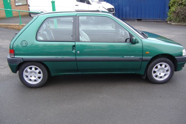 Used Peugeot 106 Roland Garros For Sale In Wetherby West border=
