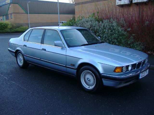 BMW 7 Series 5.0 750il Saloon Petrol Blue MetBMW 7 Series 5.0 750il Saloon Petrol Blue Met at Sandbeck Garage Wetherby